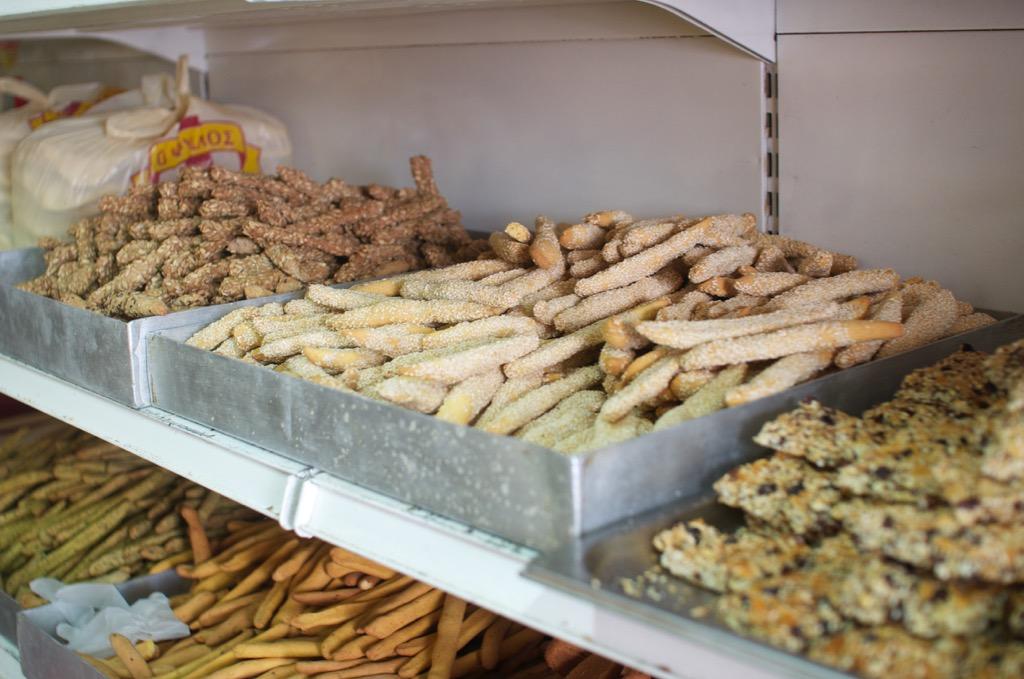Mykonos bakery