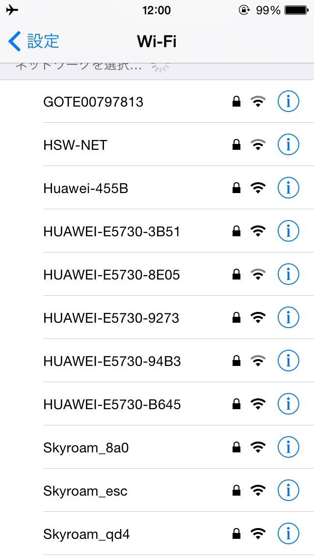 So many Chinese