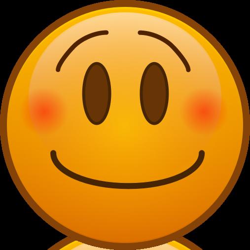 Smiley Bashful