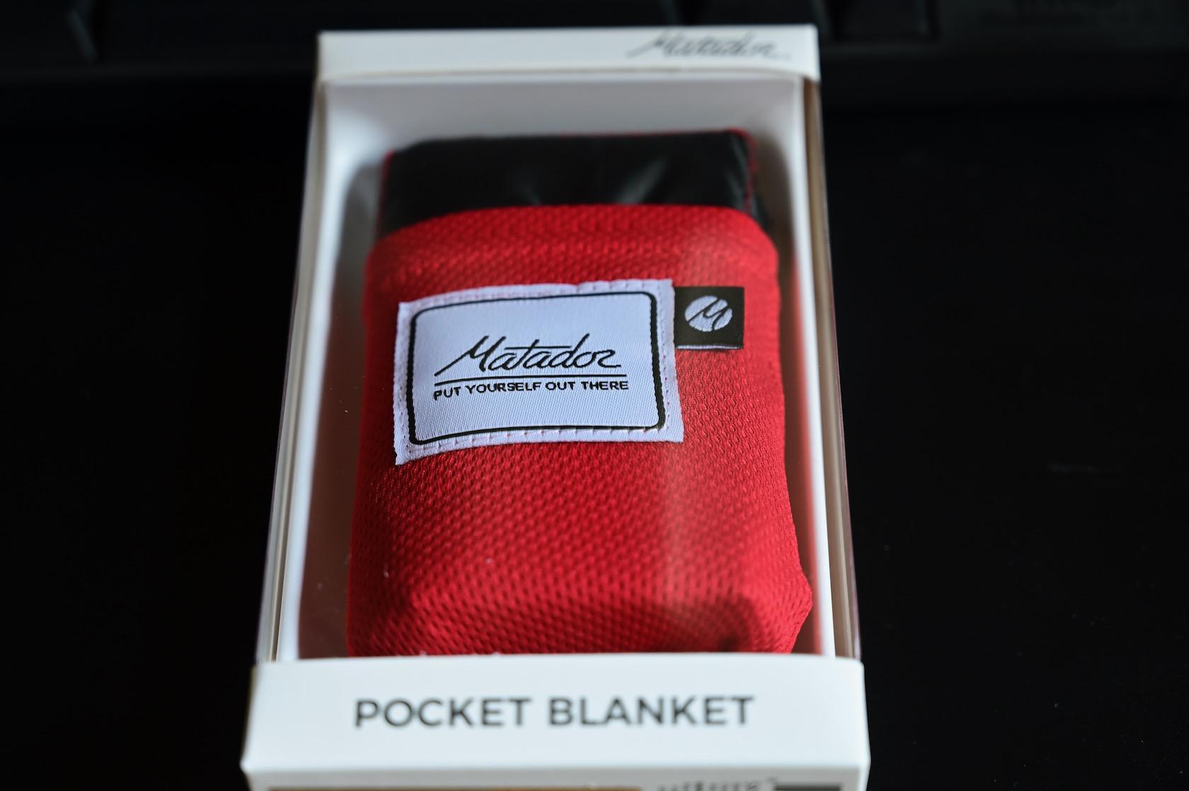 Matador の Pocket Blanket