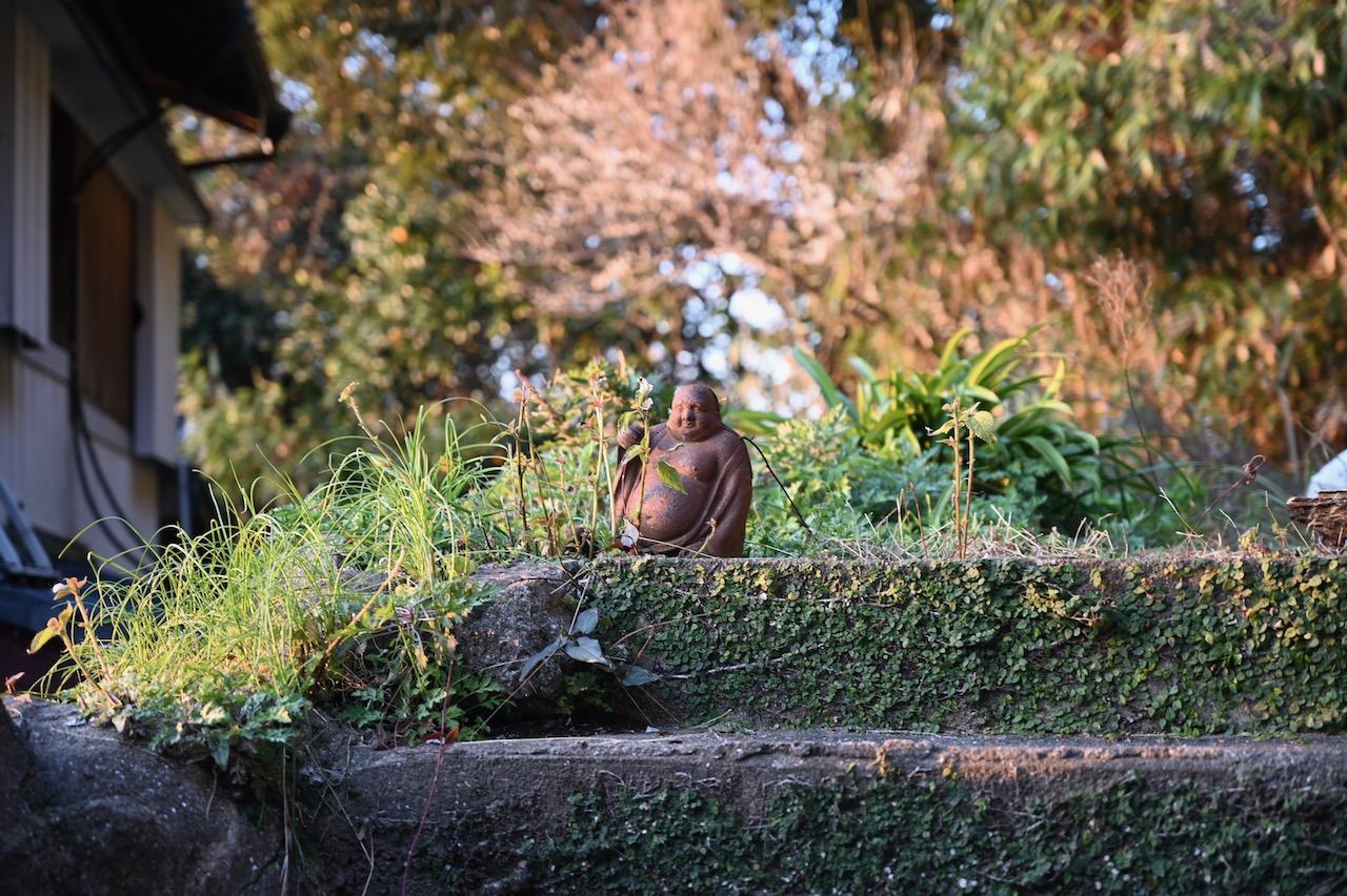 長崎の地蔵