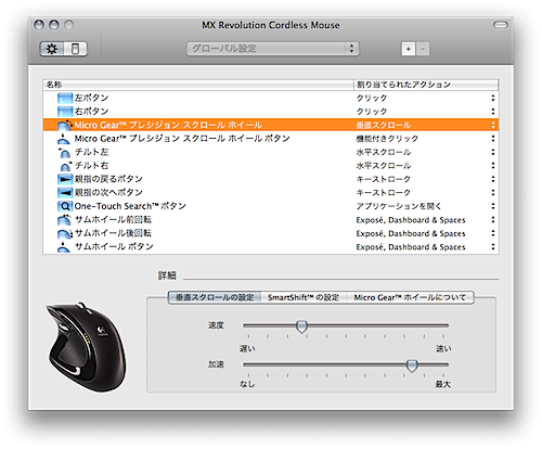 MX-R Device Manager