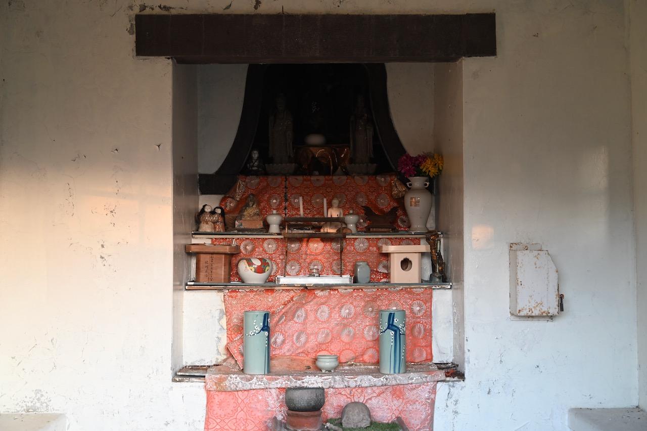 長崎のお堂