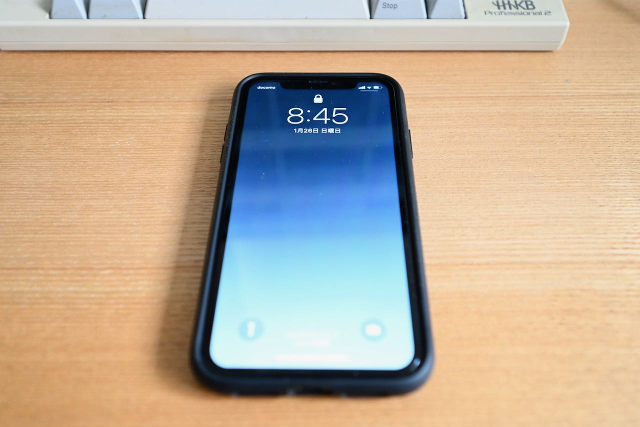iPhone 11 表面
